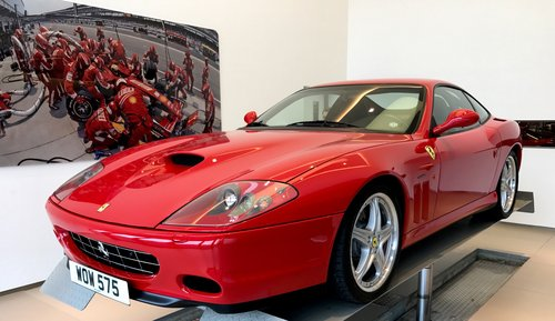 2003 Ferrari 575 Personal Number Plate For Sale (picture 1 of 5)