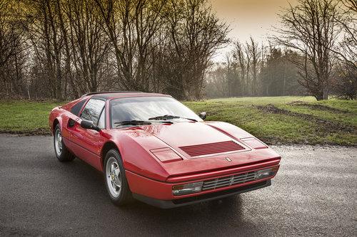 1989 Ferrari 328 GTS For Sale (picture 2 of 6)