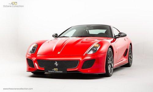 2010 FERRARI 599 GTO // FERRARI CLASSICHE // FULL FERRARI HISTORY For Sale (picture 2 of 6)