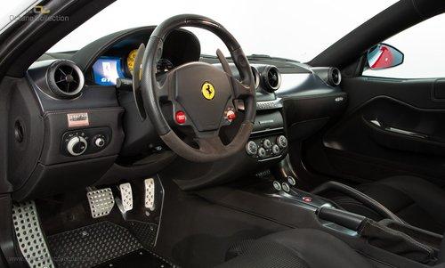 2010 FERRARI 599 GTO // FERRARI CLASSICHE // FULL FERRARI HISTORY For Sale (picture 4 of 6)