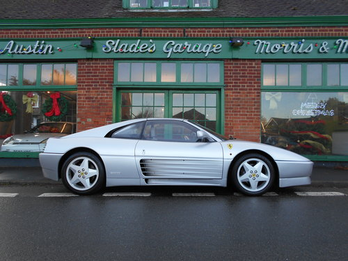 1994 Ferrari 348 TS Coupe Manual  For Sale (picture 1 of 6)
