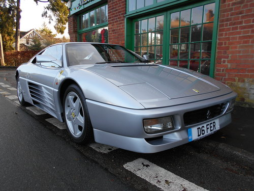 1994 Ferrari 348 TS Coupe Manual  For Sale (picture 2 of 6)