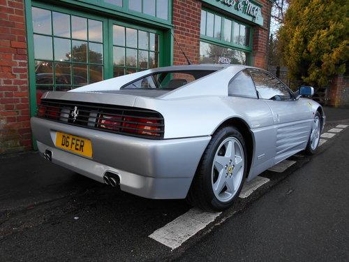 1994 Ferrari 348 TS Coupe Manual  For Sale (picture 3 of 6)