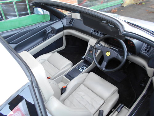 1994 Ferrari 348 TS Coupe Manual  For Sale (picture 4 of 6)