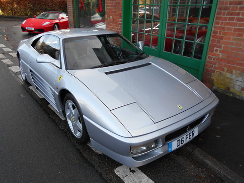 1994 Ferrari 348 TS Coupe Manual  For Sale (picture 6 of 6)