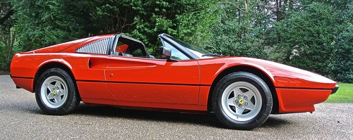 1981 FERRARI 308 GTSi  LHD    1 OWNER 35 YEARS HISTORY FROM NEW ! For Sale (picture 2 of 6)