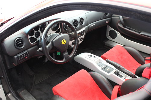 2001 Ferrari F360 Modena F1 For Sale (picture 4 of 6)
