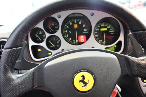 2001 Ferrari F360 Modena F1 For Sale (picture 5 of 6)