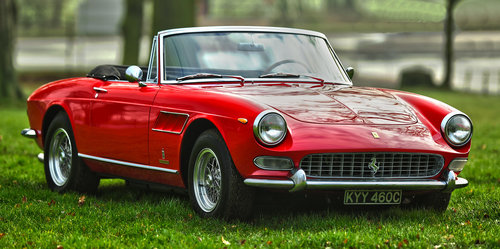 1965 Ferrari 275 GTS LHD For Sale (picture 1 of 6)