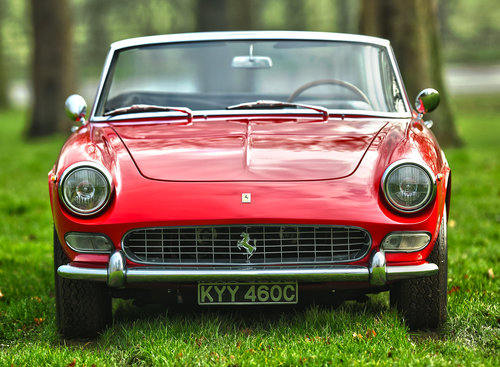 1965 Ferrari 275 GTS LHD For Sale (picture 2 of 6)