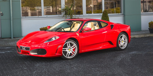2008 Ferrari F430 Coupe Manual  SOLD (picture 1 of 6)