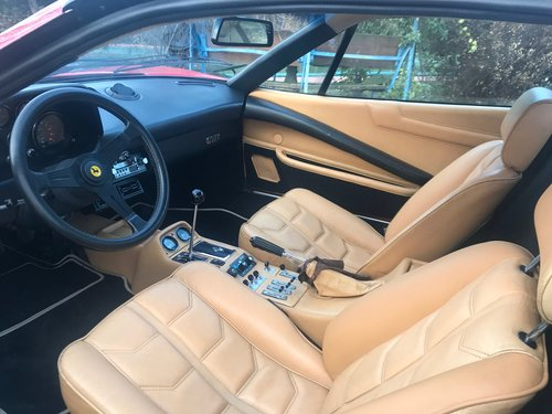 1981 Ferrari 208 gtb. 1 of 160 made. One owner. For Sale (picture 5 of 6)