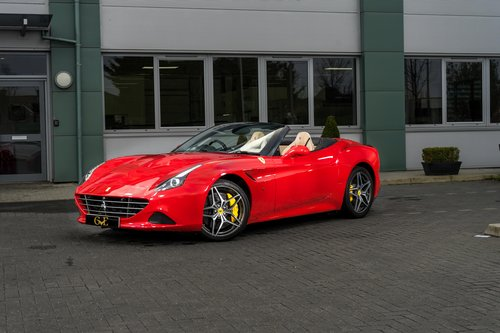 2017 Ferrari California T For Sale (picture 1 of 6)