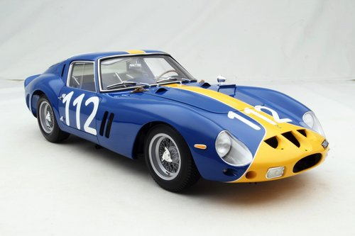 1962 SCALE MODEL 1:8 - FERRARI 250 GTO - 3445GT For Sale (picture 1 of 6)
