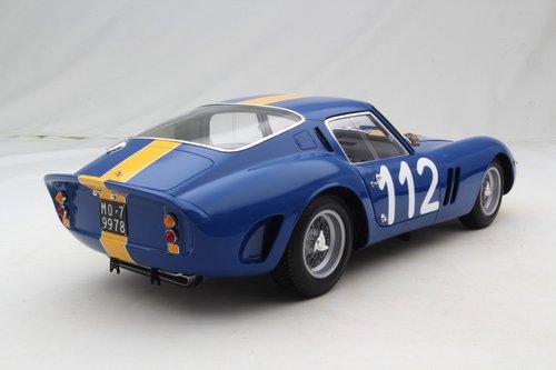 1962 SCALE MODEL 1:8 - FERRARI 250 GTO - 3445GT For Sale (picture 2 of 6)