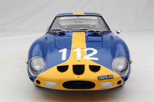 1962 SCALE MODEL 1:8 - FERRARI 250 GTO - 3445GT For Sale (picture 3 of 6)
