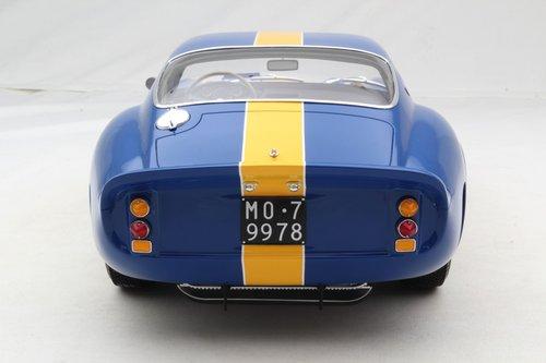 1962 SCALE MODEL 1:8 - FERRARI 250 GTO - 3445GT For Sale (picture 4 of 6)