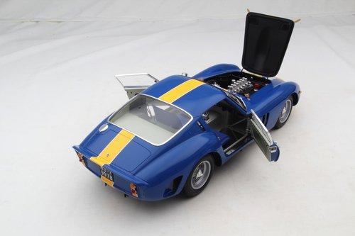 1962 SCALE MODEL 1:8 - FERRARI 250 GTO - 3445GT For Sale (picture 5 of 6)