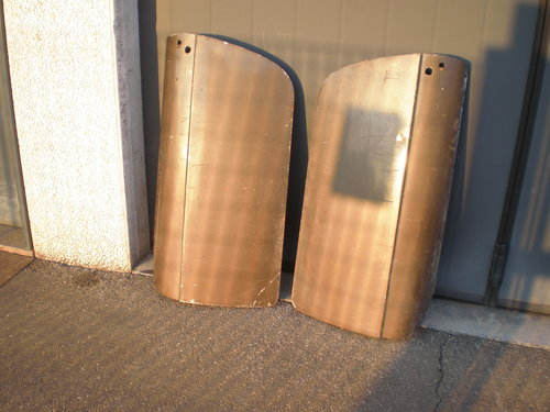 Ferrari 330-365  GTC doors and front window For Sale (picture 3 of 4)