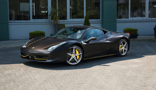 Ferrari 458 Italia For Sale >> 2013 Ferrari 458 Italia For Sale Car And Classic