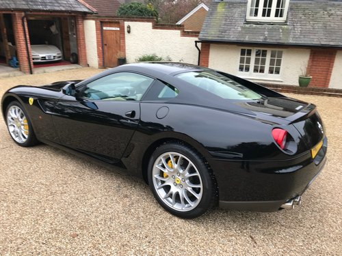 2007 BEAUTIFUL Ferrari 599 GTB,10,200 miles, full history,  For Sale (picture 5 of 6)