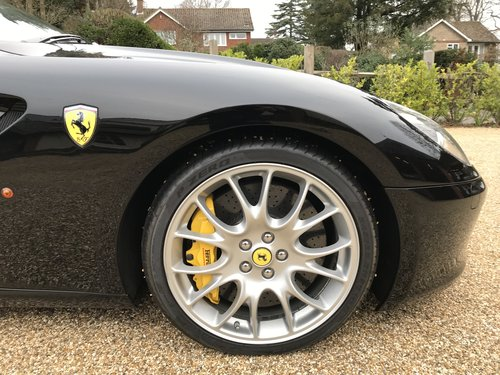 2007 BEAUTIFUL Ferrari 599 GTB,10,200 miles, full history,  For Sale (picture 6 of 6)