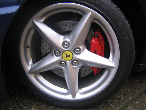 2000 Ferrari 360 Modena 6- manual For sale on behalf of the owner For Sale (picture 5 of 5)