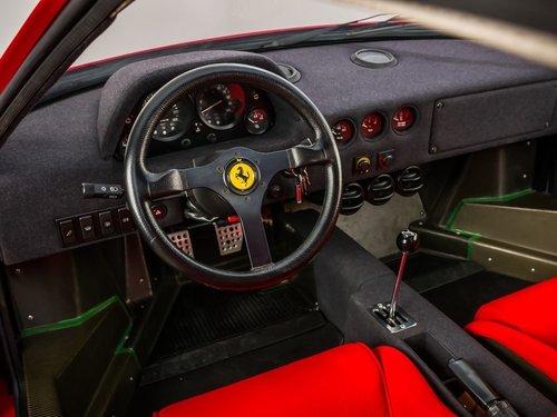 1992 Ferrari F40 Factory Classiche'd For Sale (picture 4 of 6)