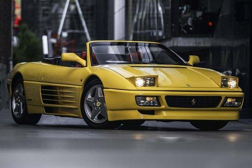 1994 Ferrari 348SP SOLD (picture 1 of 6)