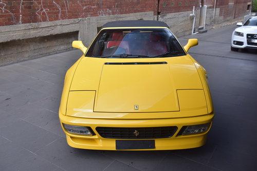 1994 Ferrari 348SP SOLD (picture 2 of 6)