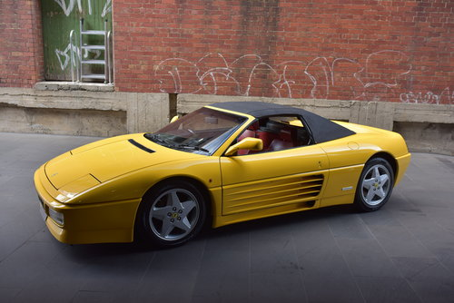 1994 Ferrari 348SP SOLD (picture 3 of 6)