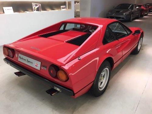 1976 FERRARI 308 GTB VETRORESINA POLYESTER For Sale (picture 2 of 6)