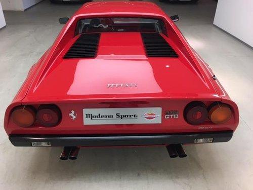 1976 FERRARI 308 GTB VETRORESINA POLYESTER For Sale (picture 3 of 6)
