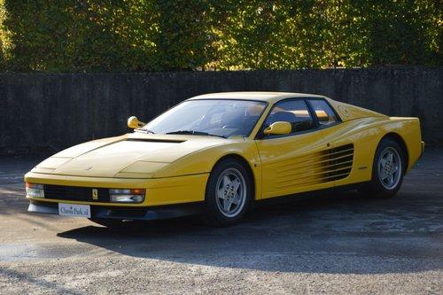 (474) Ferrari Testarossa - 1991 For Sale (picture 1 of 6)