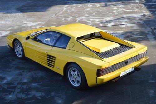 (474) Ferrari Testarossa - 1991 For Sale (picture 2 of 6)