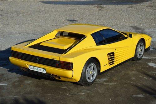 (474) Ferrari Testarossa - 1991 For Sale (picture 3 of 6)