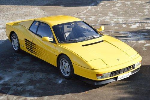 (474) Ferrari Testarossa - 1991 For Sale (picture 4 of 6)