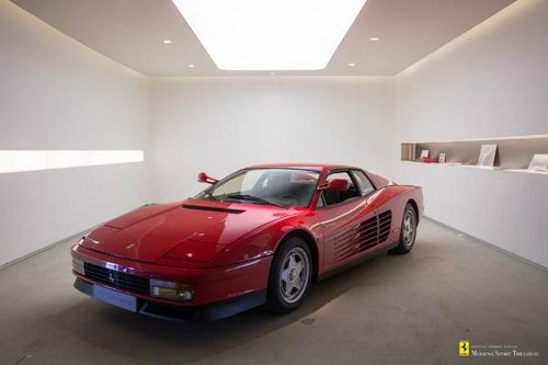 1986 FERRARI TESTAROSSA MONOSPECCHIO For Sale (picture 1 of 6)