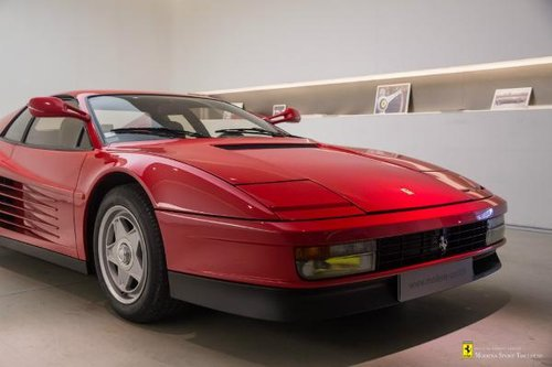 1986 FERRARI TESTAROSSA MONOSPECCHIO For Sale (picture 2 of 6)