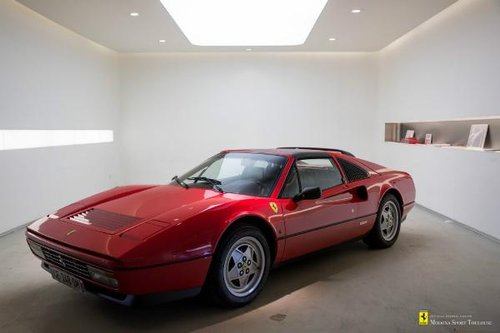 1988 FERRARI 328 GTS For Sale (picture 1 of 6)