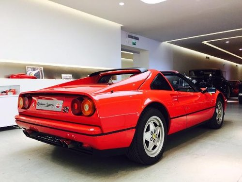 1988 FERRARI 328 GTS For Sale (picture 4 of 6)