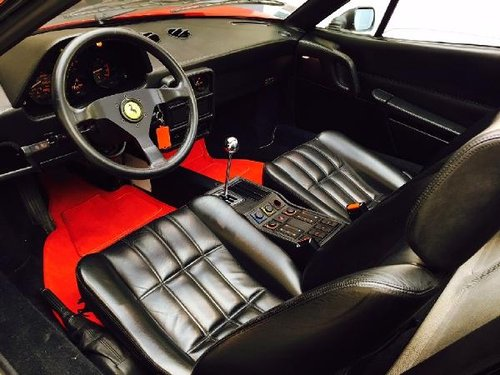 1988 FERRARI 328 GTS For Sale (picture 5 of 6)