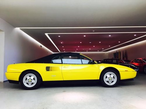 1990 FERRARI MONDIAL T CABRIOLET For Sale (picture 2 of 6)