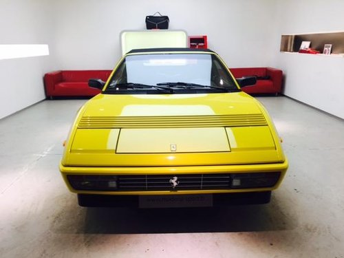 1990 FERRARI MONDIAL T CABRIOLET For Sale (picture 4 of 6)