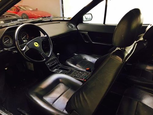 1990 FERRARI MONDIAL T CABRIOLET For Sale (picture 5 of 6)