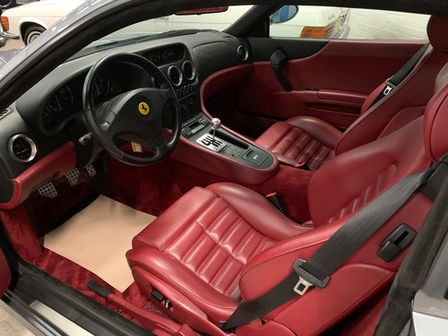 2000 FERRARI 550 MARANELLO  LHD For Sale (picture 3 of 6)