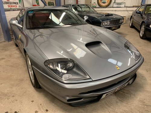 2000 FERRARI 550 MARANELLO  LHD For Sale (picture 5 of 6)