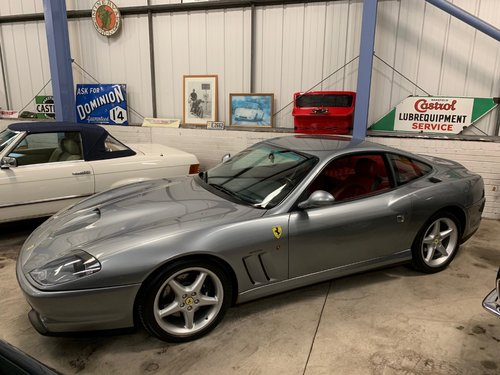 2000 FERRARI 550 MARANELLO  LHD For Sale (picture 6 of 6)