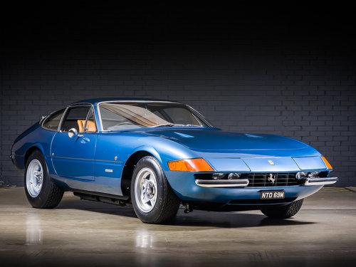 1973 Ferrari 365 GTB/4 'Daytona' For Sale (picture 1 of 6)