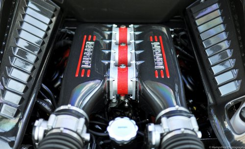 2015 Ferrari 458 Speciale with Only 1376 Miles SOLD (picture 5 of 6)